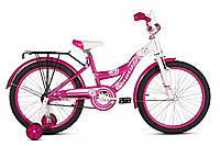 """Велосипед ARDIS FASHION GIRL BMX 20"""" Розовый (A20BMX03)"""