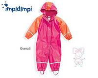 Детский комбез на флисе для дождя и грязи Impidimpi
