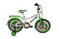 """Велосипед ARDIS THOMAS 16"""" Белый/Зеленый (А16ВМХ11)"""
