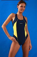 Спортивный женский купальник для бассейна Sesto Senso BW714