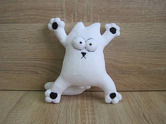 Мягкая игрушка кот Саймона ручная работа