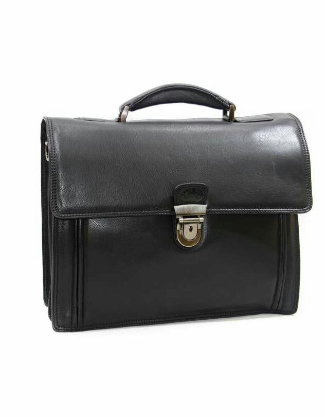 Портфель мужской кожаный 652090