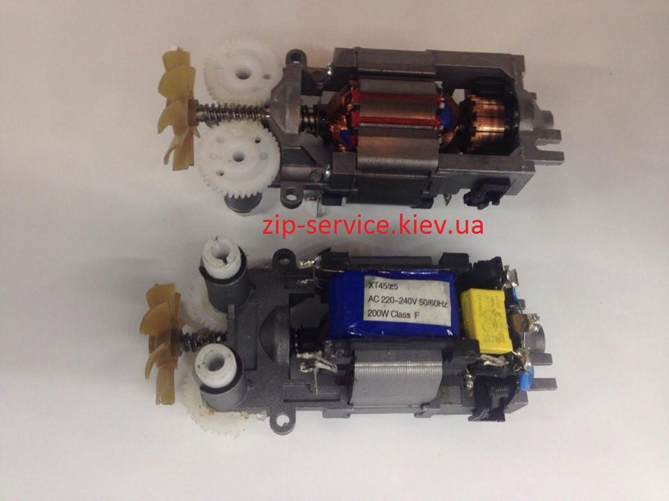 Двигатель(мотор) миксера XT 45/25 AC 220-240V 50/60Hz 200W Class F.