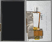 Дисплей + тачскрин для навигаторов №003 TKR64014B-070 size 100х165mm 40pin