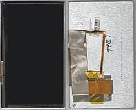 Дисплей + тачскрин для навигаторов №004 CDB11406S, TKR477-070 size 100х165mm 40pin
