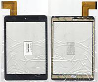 Тачскрин (сенсор) №145 Nomi C07850 / C0850 XN1308V1 / XN1308V2 Black 132*196mm 45 PIN