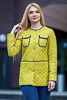 Куртка весна 2017 в деловом стиле молодежная, размеры 42-50