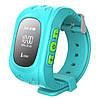 Смарт-часы Smart Baby W5 (Q50) GPS Kid Positioning Blue