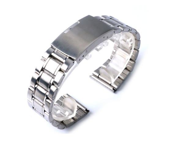 Браслет для часов серебро