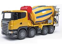 Игрушка Bruder Бетономешалка Scania 1:16  (03554)