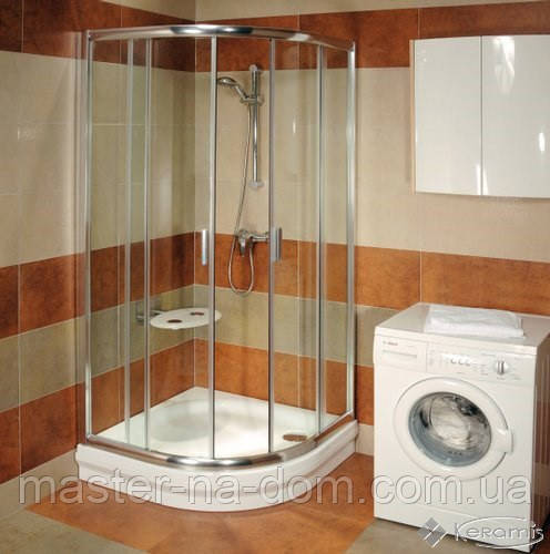Монтаж душової кабіни