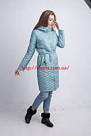 Демисезонное пальто женское Damader 792