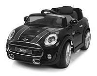 Детский электромобиль  Mini Cooper T-7910 BLACK на радиоуправлении