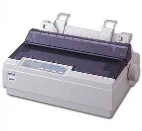 Матричный принтер Epson LX-300+, бу