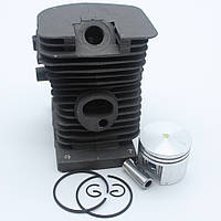 Цилиндр в сборе Stihl 180 (38mm) d=10mm+поддон