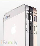 Soft edge metal aluminum alloy bumper II for iPhone 5/5s