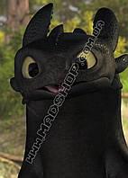 Картина 40х60 см Как приручить дракона Дракон