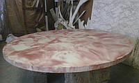 Стол из бетона в стиле Лофт. Loft