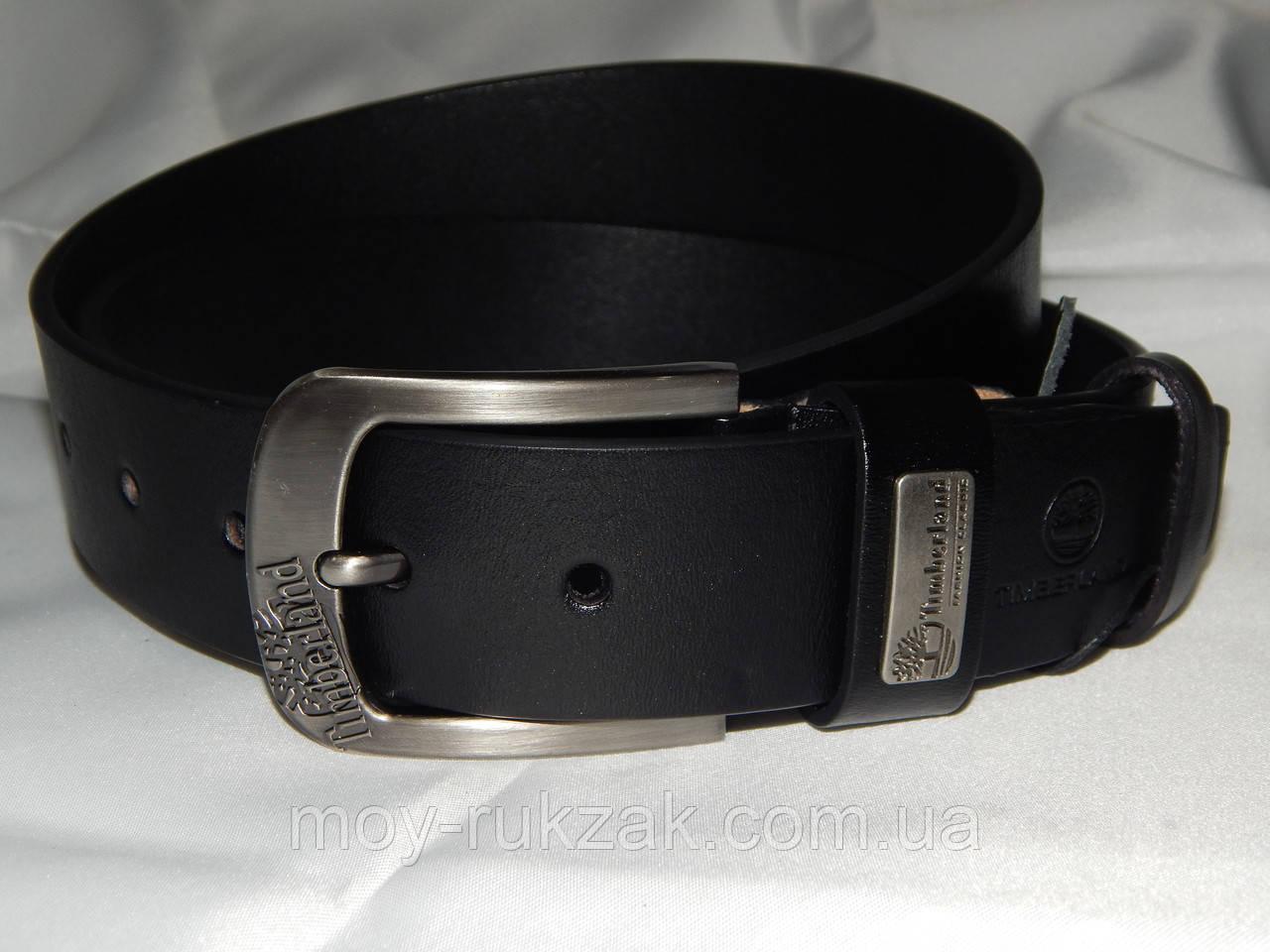 Ремень мужской кожаный Timberland 40 мм, реплика 930498