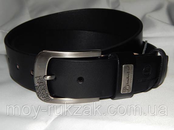 Ремень мужской кожаный Timberland 40 мм, реплика 930498, фото 2