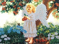 """Схема для вышивки бисером """"Райские яблочки""""."""
