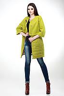 Мода весна 2017 пальто-двойка женское молодежное размеры  42-50
