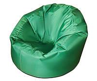 Зеленое большое кресло мешок из ткани Оксфорд, фото 1