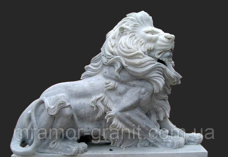 Скульптура лева З - 264