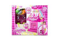Детский игровой набор Кухня 008-56 с аксессуарами