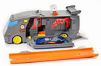 Грузовик Хот Вилс Пит Стоп DJD74, Hot Wheels City Pit Crewser Vehicle