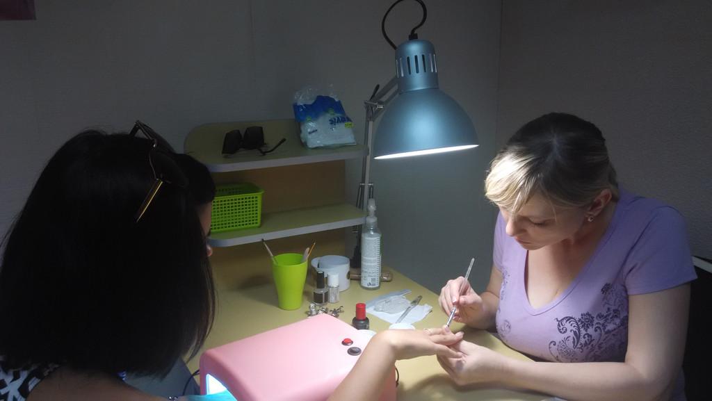 Работа учебного центра