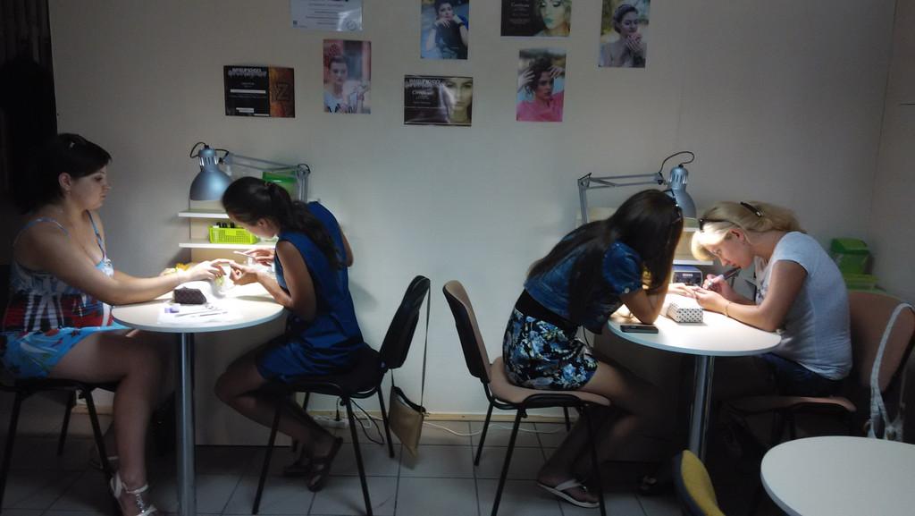 Работа учебного центра 3