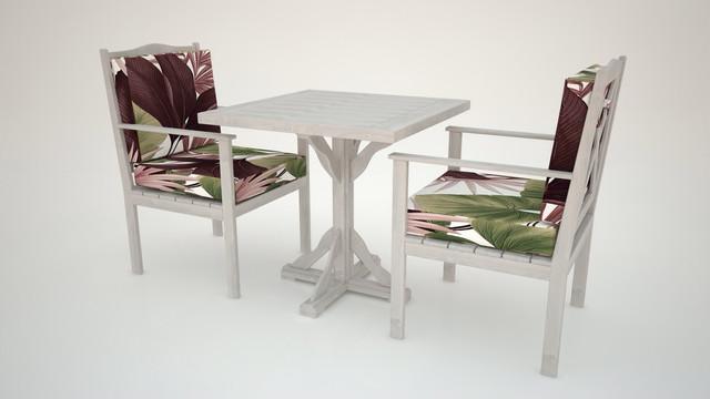 Ресторанная мебель, мебель садовая - непромокаемые подушки.