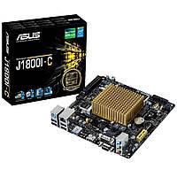 Материнская плата с процессором Asus J1800I-C