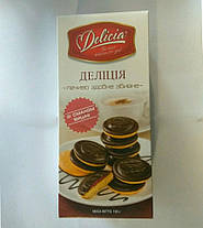 Печенье  Делиция (Delicia), вишня, 135 г , фото 2