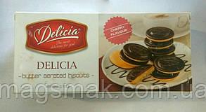 Печенье  Делиция (Delicia), вишня, 135 г , фото 3