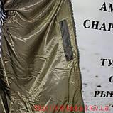 Подстежка термо куртка со штанами -20 олива, фото 5