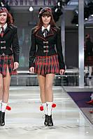Костюм тройка в шотландском стиле Арт.001