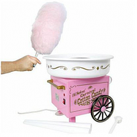 Домашний прибор для приготовления сладкой ваты Cotton Candy Maker, Каттон Кенди Карнавал