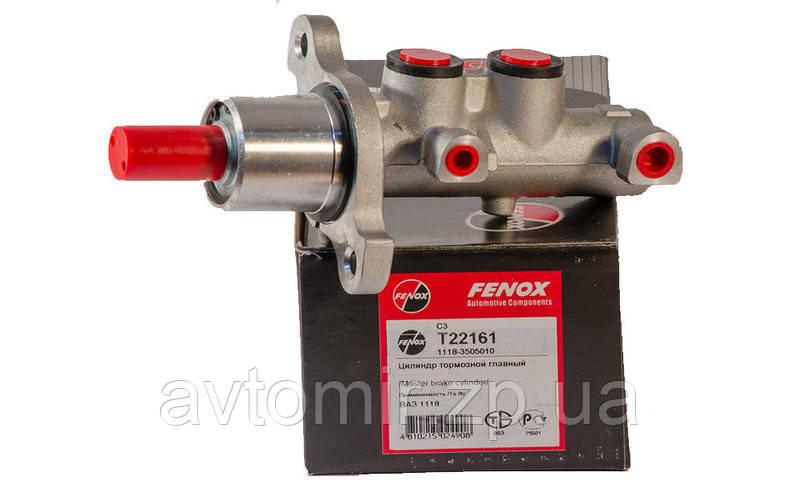 Цилиндр тормозной главный Ваз 1118-2170 Fenox