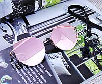 Красивые женские солнцезащитные очки кошечки