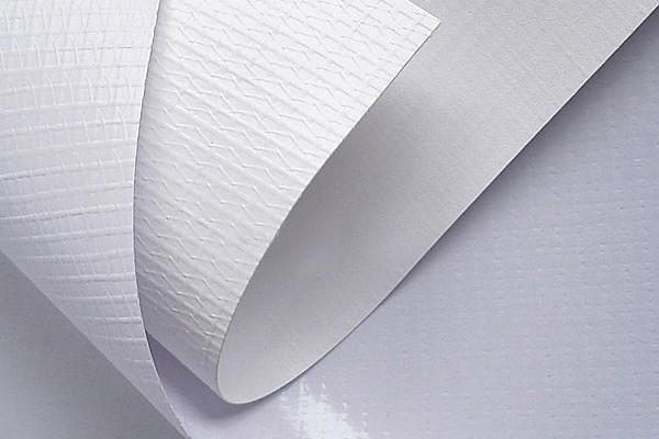 Ламинированный баннер