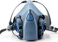 Полумаска респиратор 3М 7502 размер М