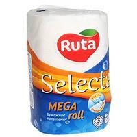 Бумажное полотенце Ruta Selecta Mega roll 1 шт.