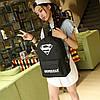 """Модный рюкзак """"Superman"""", фото 4"""