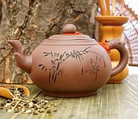 Чайник глиняный Исин #7