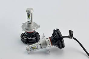 Светодиодные лампы Cyclon LED H4 Hi/Low 6000Lm PH type 7/6k