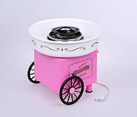 Сахарная вата дома - прибор Cotton Candy Maker, Каттон Кенди Карнавал