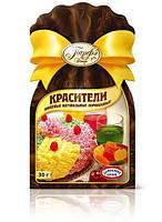 Набор пищевых красителей 30 г (6х5 г)