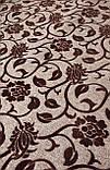 Мебельная рогожка с флоком ткань Элита кор, фото 3